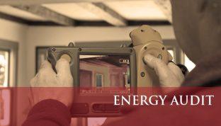 Energy Audit Tile