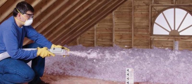 blow in attic insulation